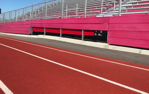 Stadium conditions cause concern for athletes