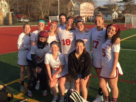 Girls lacrosse beats Salem Witches