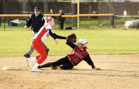 Softball remains undefeated with win over Saugus