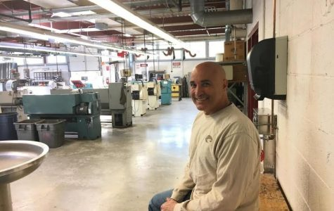 Machine shop teacher Mr. Verga retires after successful career