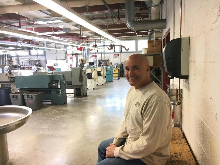 Machine shop teacher Mr. Verga retires after successful career
