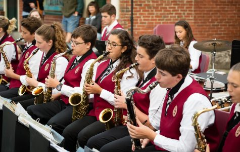 Perfomances, changes, and a big year for the music department