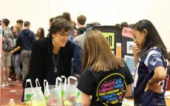 Health fair showcases opportunities for students