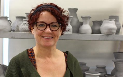 Duncan takes place as new clayworks teacher