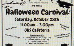 Halloween Carnival this weekend