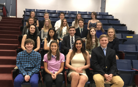 New batch of students awarded Sawyer Medal