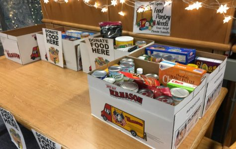 GHS can help the hungry with Open Door food drive