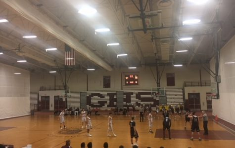 Boys basketball shoots towards tourney spot