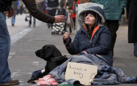Homelessness is an issue for every age