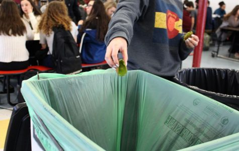 Environmental club brings composting to the cafeteria