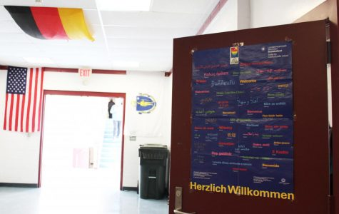 GHS says auf wiedersehen to German class