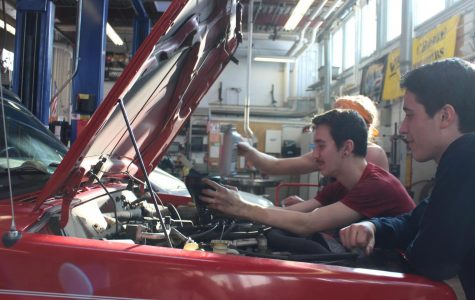 Auto shop offers services for locals, opportunities for students