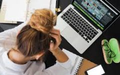 Opinion: Teens are obsessed with stress