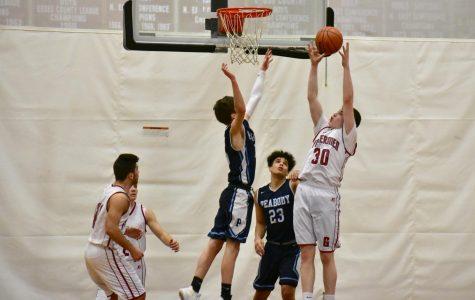 Tournament loss wraps up boys basketball season