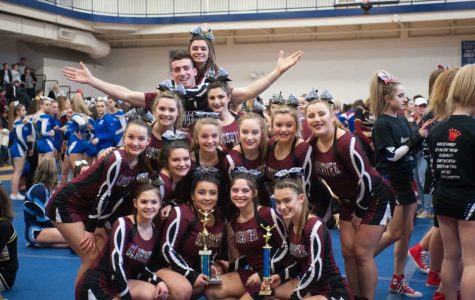 Cheerleaders top North Regional Championship