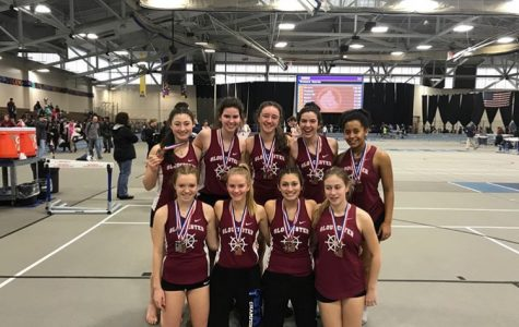 Track takes home individual success but no team win at States
