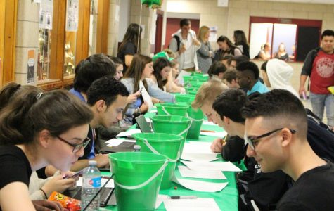 Interactive Credit for Life game teaches GHS students about their financial future