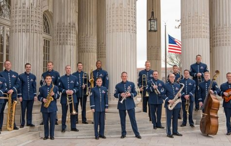 The USAF Airmen of Notes to play free concert in Gloucester