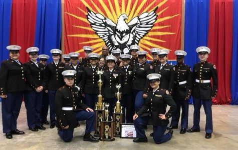 Gloucester High MCJROTC drills its way to 2nd place at Nationals