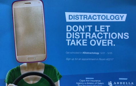 Distractology program educates student drivers
