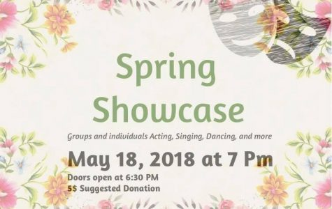 Students strut their stuff at Spring Showcase