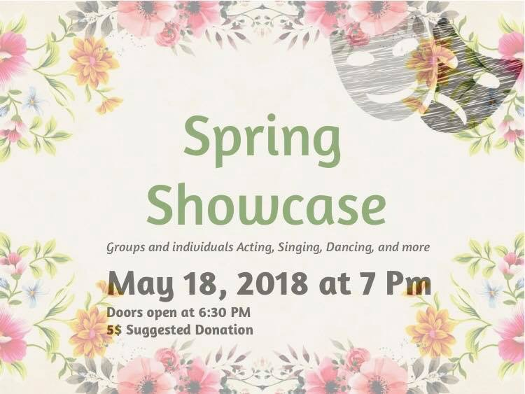 Students strut their stuff at Spring Showcase