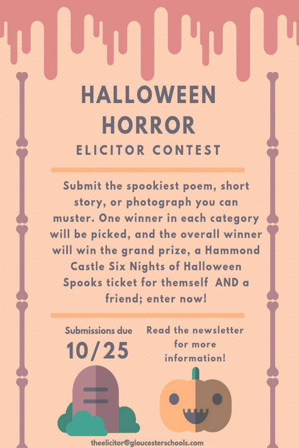 The+Elicitor+hosts+Halloween+Horror+contest