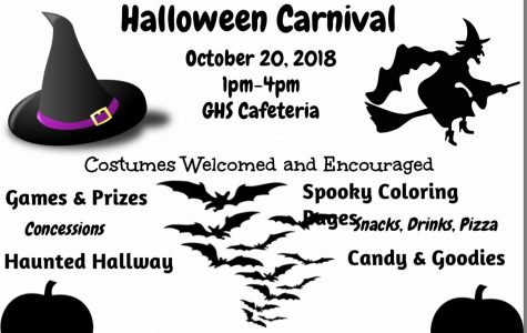 Halloween Carnival to benefit GHS Theater