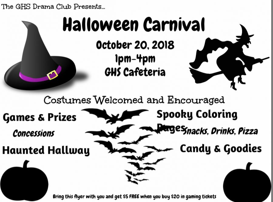 Halloween+Carnival+to+benefit+GHS+Theater