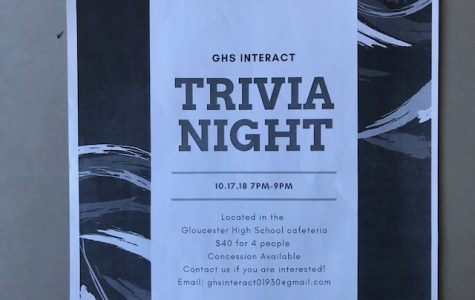 Interact trivia night to raise money for solar lamps