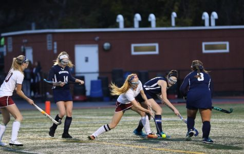 Field hockey crushes rival Wilmington in game one of state tournament