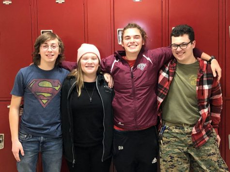 GHS Theater Program steals the show with seven recognitions