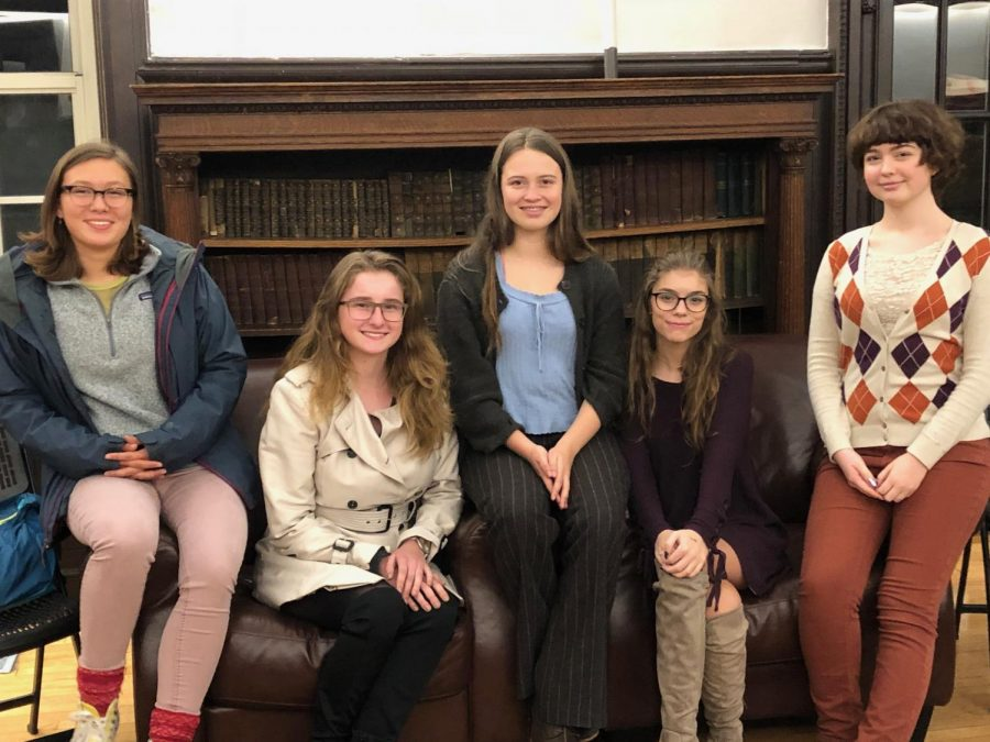 Gillnetter staffers attend Harvard journalism conference