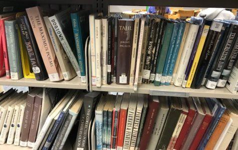 Got lost books?