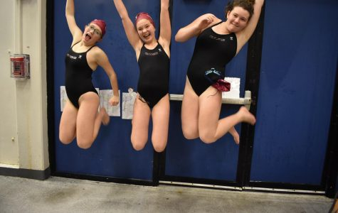GHS swim team makes major improvements this season