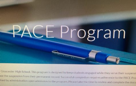 PACE program, an alternative to suspension, allows students to remain in school