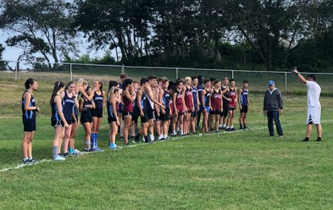 Cross country team readies for new season
