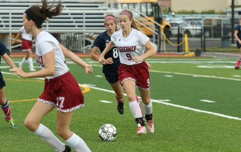 Girls soccer kicks off new season