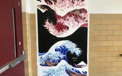 New wave of art hits third floor