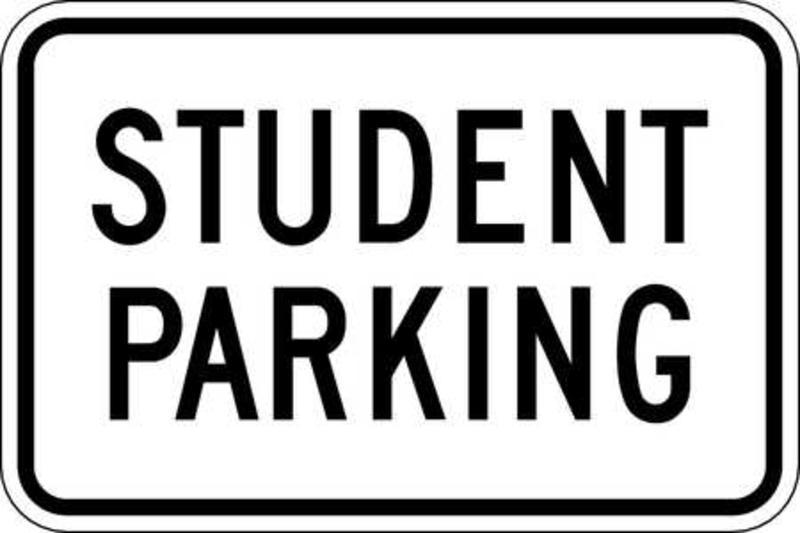 Student+parking+switched+for+back+to+school