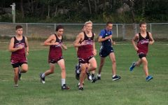 Cross country team wins two in a row