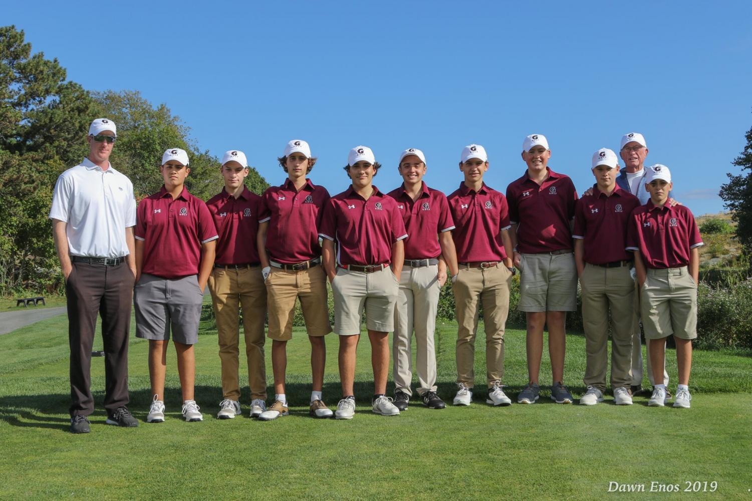 Gloucester golf team hopes to improve its season after two consecutive wins