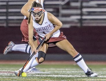 Mia Salah broke the record for all time scorer in field hockey