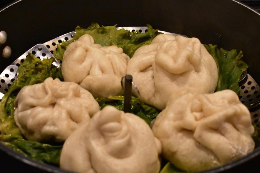 Edible Histories: Baozi
