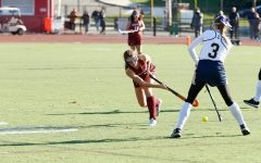 Varsity field hockey falls to Lynnfield