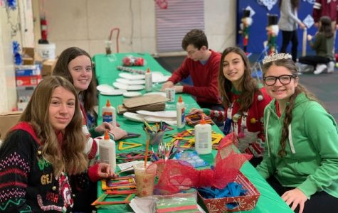 Interact Club brings holiday festivities to Pathways