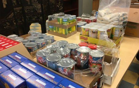 Weekly free food locker opened at GHS