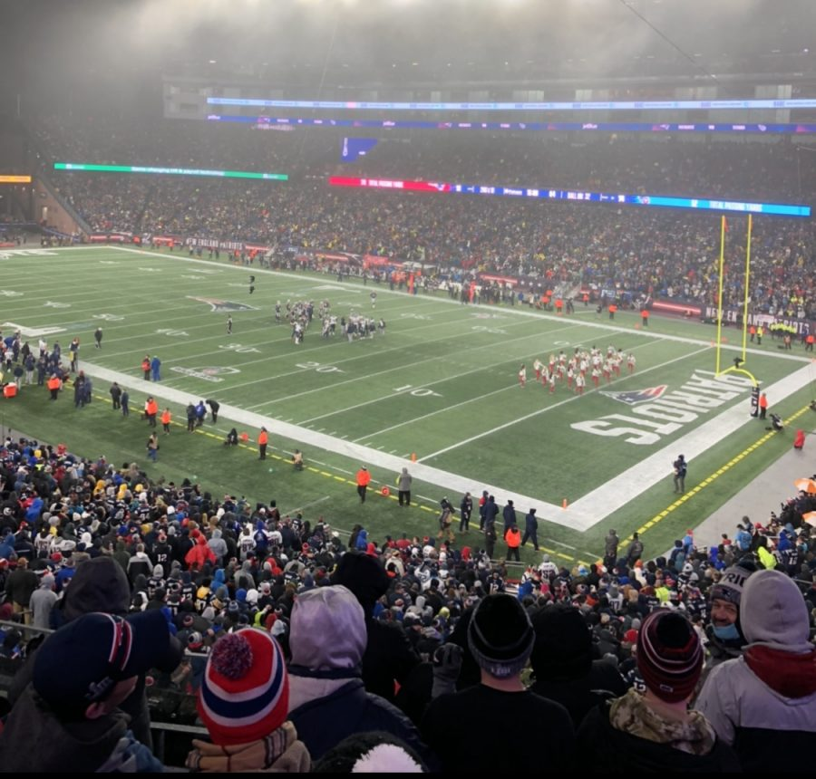 Patriots+took+on+the+Tennessee+Titans+on+January+4th+at+Gillette+Stadium+in+Foxboro