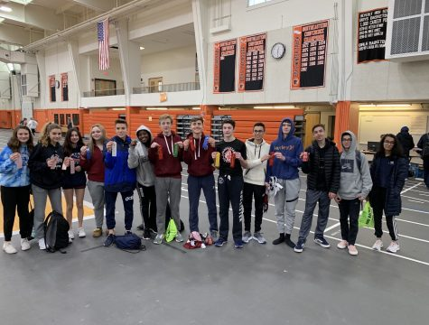 GHS runs first meet at Winter Festival