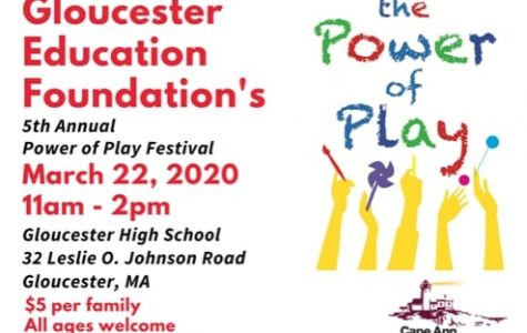 GEF to host 5th annual Power of Play festival